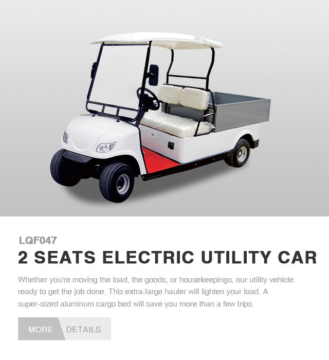 langqing electric utility cart manufacturers